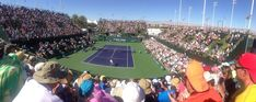 The article explains in brief about the greatest and well-recognized Wells tournament held in India and its pride for helding indian wells tennis. Tennis Gear, Lawn Tennis, Tennis Clubs, Indian Wells Tennis, Tennis Pictures, Sports Games, Your Favorite, Knowing You, Basketball Court