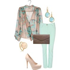 Cute, created by brooke-johnson-i on Polyvore