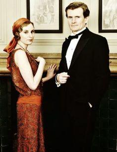 ciao! newport beach: I love Edith's new fashion of Downton Abbey Season 4