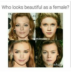 Niall!!!! Of course!