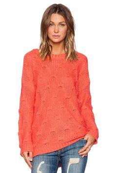 Shake the world sweater  #REVOLVEclothing