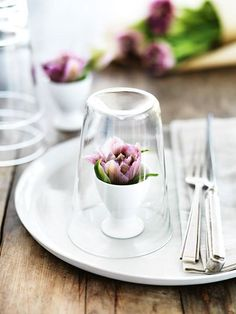 egg cups for florals