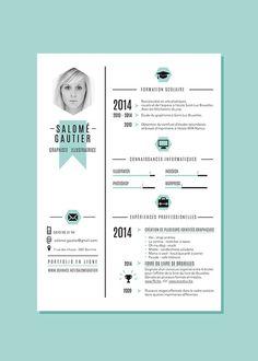 Curiculum vitae – portfolio on Behance – Resume Design – Vorlage Cv Inspiration, Graphic Design Inspiration, Portfolio Resume, Portfolio Design, Curiculum Vitae, Cv Web, Cv Curriculum Vitae, Visual Resume, Infographic Resume