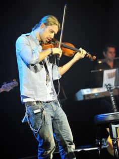 David Garrett live in London