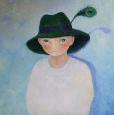 Cezara Kolesnik. Trofimaș. Illustration Art, Painting, Painting Art, Paintings, Painted Canvas, Drawings