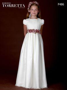 Resultado de imagen para vestido de comunion
