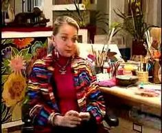 a part of the Laurel Burch story broadcast on San Francisco Bay Area TV before she died in 2007