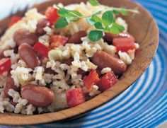 Red Beans and Rice Salad