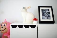 Aniliini blog: kids room details, chambre d'enfant bebe