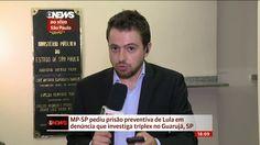 Prisão de Lula Os promotores alegam que a prisão de Lula é necessária para garantir a ordem pública Prisão de Lula!https://youtu.be/UN2PwdRhHKc  Lula pode destruir provas.