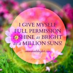 #affirmation #morning #shineon