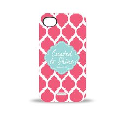 iPhone 5 Case - Brooke Coral