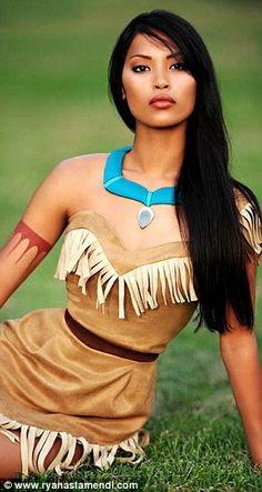The 1995 film Pocahontas was the first Disney film to be based on a real historical figure