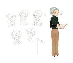 Aurélie Neyret illustration: Cerise Cerise!