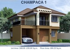 house and lot talisay cebu: champaca house bayswater talisay near sm seasi. Kitchen Maid, Garden Floor, Duplex House, Lots For Sale, Cebu, Condominium, Second Floor, Home Buying, Townhouse