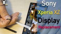 Sony Xperia XZ Premium Screen Replacement || Complete guide