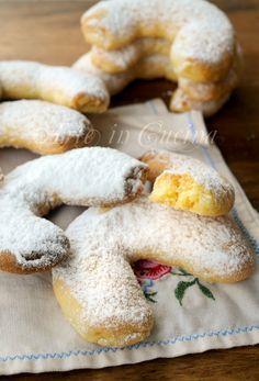Vanillekipferl biscotti natalizi alle mandorle austriaci vickyart arte in cucina