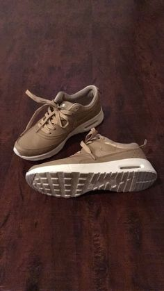 f0a197f797e5 My Nike Wmns Air Max Thea Premium Desert Camo 8 by Nike! Size 8.0 for