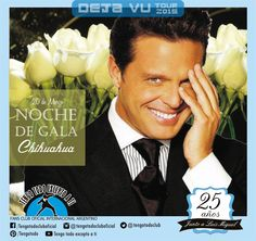 20-03-2015 - Deja Vu Tour 2015- Hoy en Chihuahua - Noche de Gala- México-. Tengo Todo Excepto a Ti, fans club oficial internacional Argentino-  Desde 1990 Junto a Luis Miguel Seguinos en todas nuestras redes sociales: FACEBOOK:  https://www.facebook.com/pages/Tengo-Todo-Excepto-A-Ti/595464773913653 TWITTER: @tengotodoclub - INSTAGRAM: @Tengotodocluboficial - y también en nuestro canal de YOUTUBE- o escribinos al MAIL: tengotodocluboficial@gmail.com
