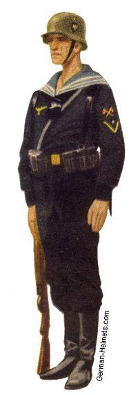 ww2 german kriegsmarine uniforms - Google Search