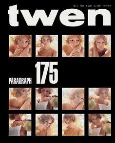 Twen Magazine by Willy Fleckhaus