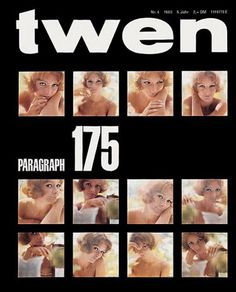 Twen Magazine by Willy Fleckhaus