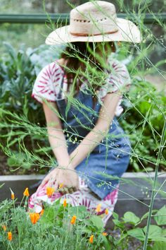 {One on One} Lauri Kranz of Edible Gardens LA for Anthology Magazine. Photo by Amy Dickerson.