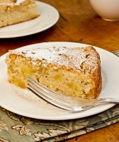 French Apple Cake - Once Upon a Chef