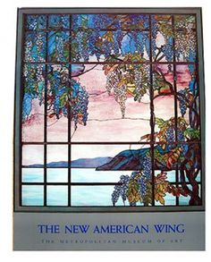 louis comfort tiffany posters | LOUIS COMFORT TIFFANY View of OISTER BAY Vintage1980\'s : Lot 538