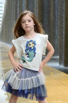 Alexis Arnold, Child Model, Texas Child Model Magazine, TL Modeling, Evolution Kids Emporium