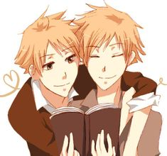 Romance Anime, Ouran Host Club, Ouran Highschool, High School Host Club, Falling In Love, Cute Girls, Hot Guys, Manga, Art