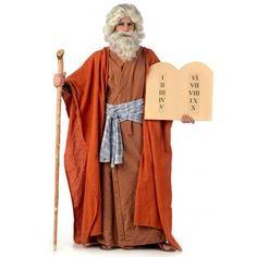 Disfraz de Moisés   Disfraces Originales