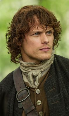 Jamie Fraser played by Sam Heughan | Outlander on Starz | Costume Designer TERRY DRESBACH