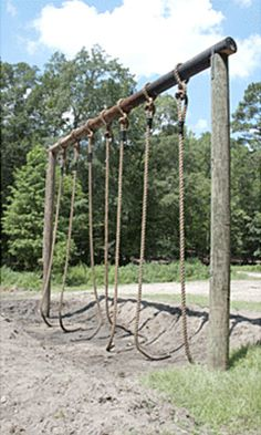 Rope Activity from Natural Playgrounds Store