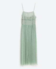 OVERSIZED T - SHIRT DRESS-DRESSES-WOMAN | ZARA United States