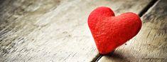 Heart Valentine's Day Facebook Timeline Cover