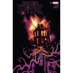 """Doctor Strange (2015-) #6 Written by Jason Aaron Art by Chris Bachalo Cover by Chris Bachalo """"THE LAST DAYS OF MAGIC"""" STARTS NOW! The Emperikul have arrived leaving universes purged of magic in their wake. Their next target? The Marvel Universe. And with Doctor Strange weakened beyond measure? We don't have a chance!"""