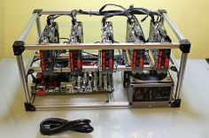 12 Ideas De Rack Rig Criptomonedas Minería Bitcoin Mineria Pc Tunning