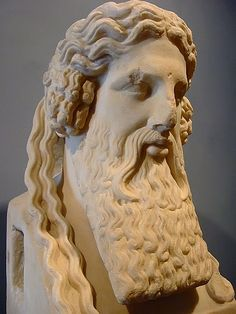 Herm of Hermes modeled after the 5th century BCE Hermes Propyleia by Alkamenes Roman 50-100 CE Marble (1)