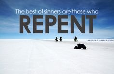 repent