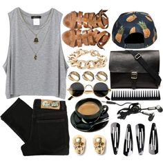 """""""Jenny From the Block"""" by tiger-lilz on Polyvore"""