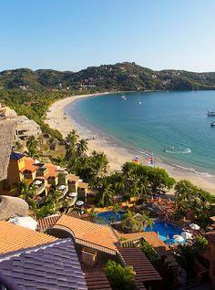 Club Intrawest, Playa La Ropa, Zihuatanejo, Guerrero, Mexico