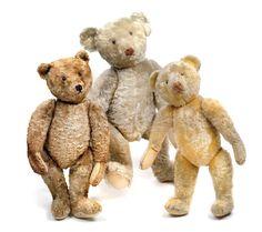 ..Vintage Steiff Bears