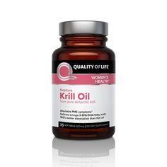 Neptune Krill Oil Womens Health 35 Soft gels