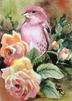 watercolor - Paulie Rollins