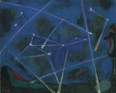 Collection Online | Rufino Tamayo. Heavenly Bodies. 1946 - Guggenheim Museum