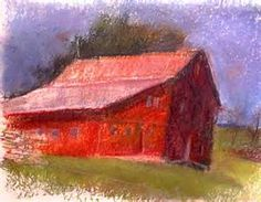 Wolf Kahn Barns - Bing images