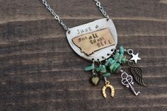 Montana Charmer Necklace from The Montana Way