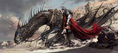Black Dragon Knight. Dongjun Lu