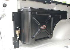 Undercover Swing Case Truck Tool Box - 2004-2012 Chevy Colorado/GMC Canyon